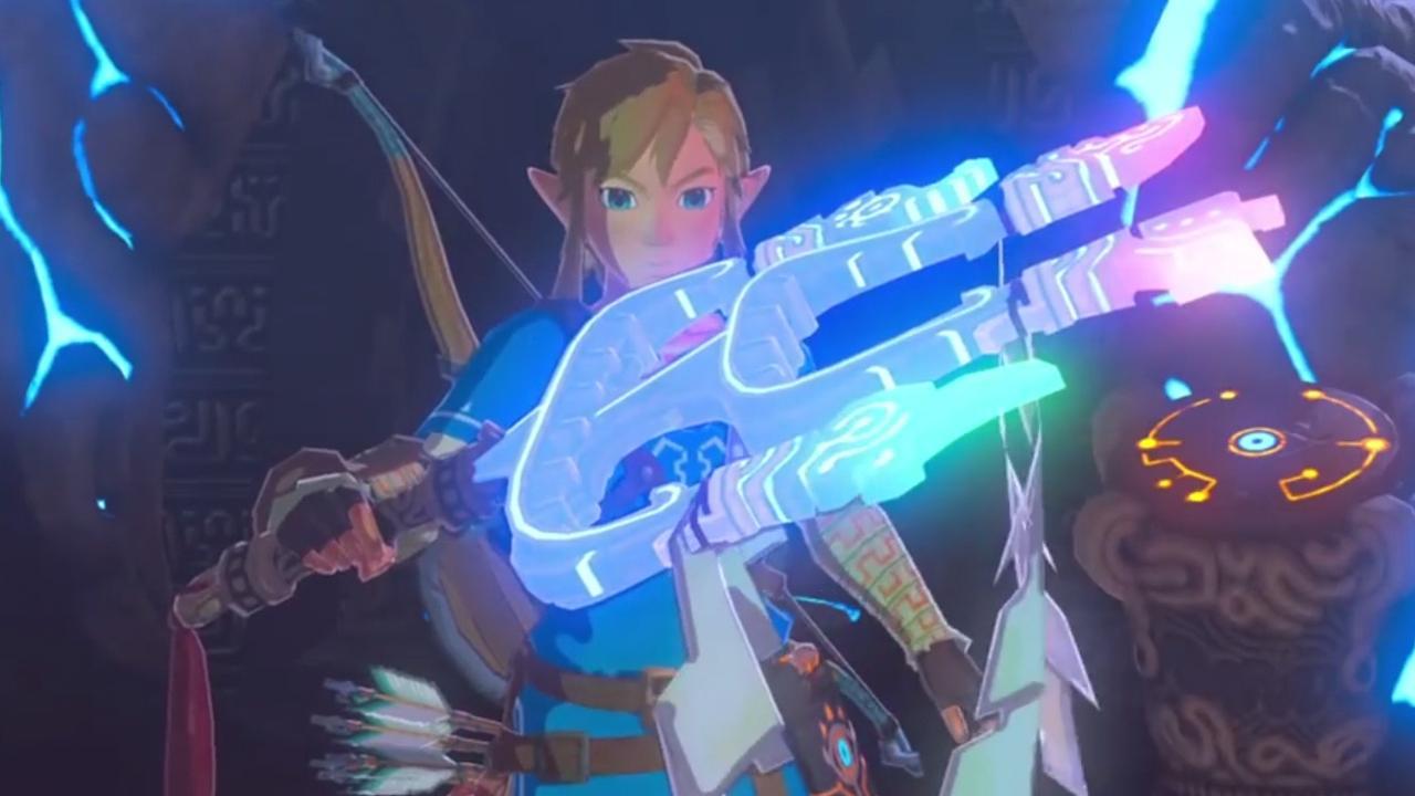 Trailer The Legend of Zelda: Breath of the Wild