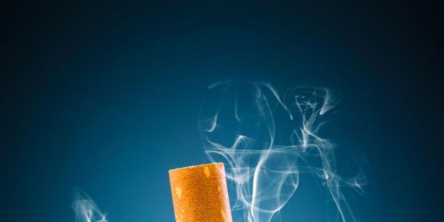 Voorplein sportcentrum Kardinge rookvrij