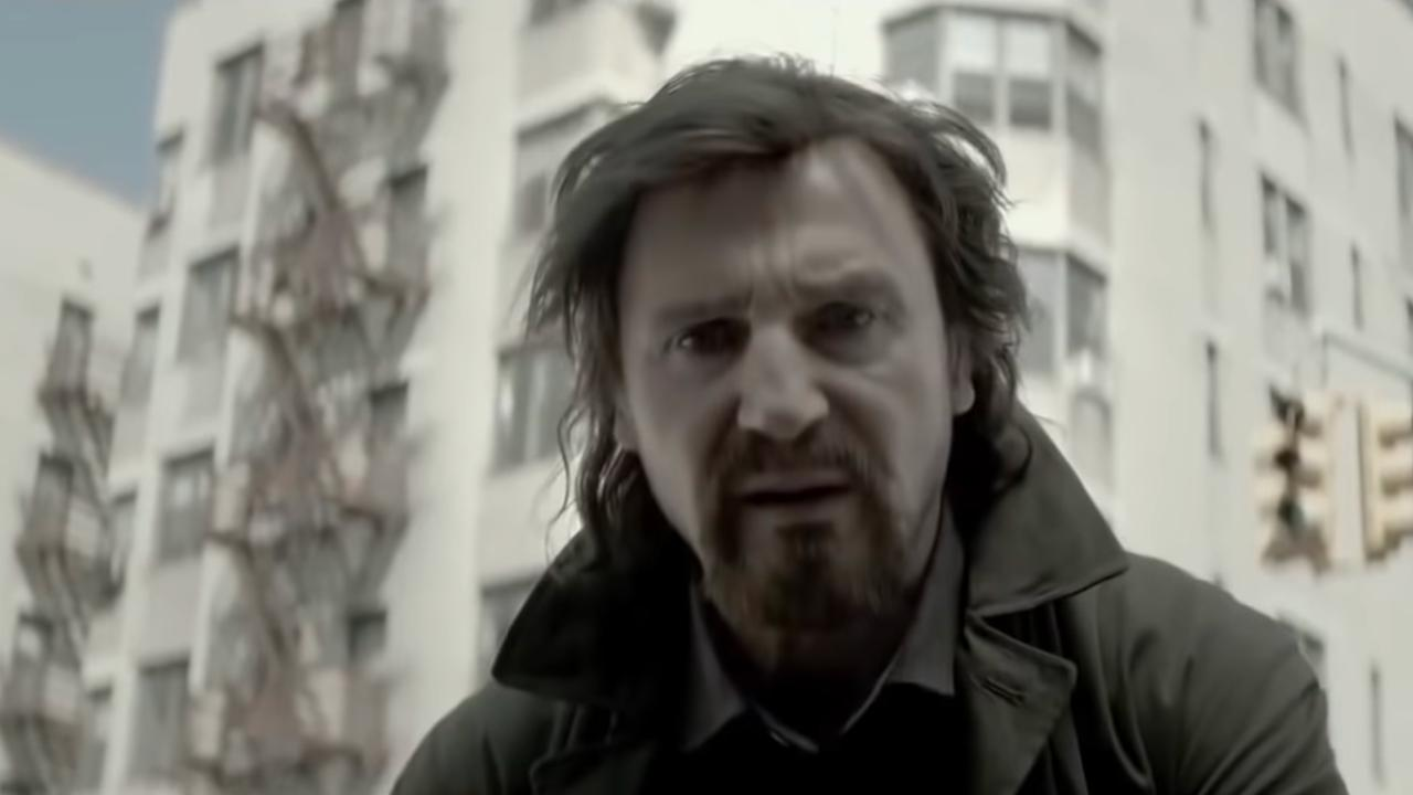 Trailer A Walk Among the Tombstones