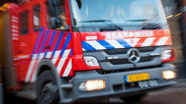 Brand in woning in Kruiningen onder controle