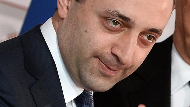 Buitenlandminister Georgië is kandidaat-premier
