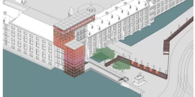 Den Haag krijgt nieuwe gracht dankzij grote verbouwing Binnenhof