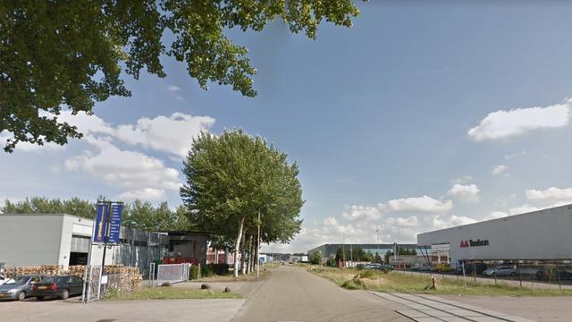Man gewond bij bedrijfsongeval industrieterrein Oosterhout