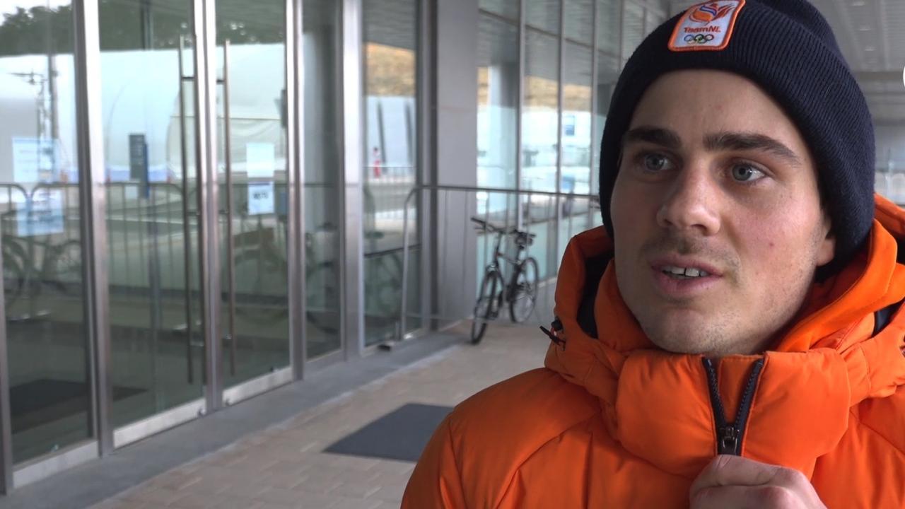 Smeekens na val: 'Lichaam zal tijdens race in orde zijn'