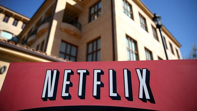 Recordaantal nieuwe abonnees voor Netflix