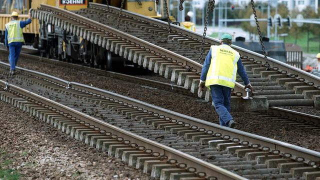 'Prorail moet meer geld uitgeven aan vervanging spoor'