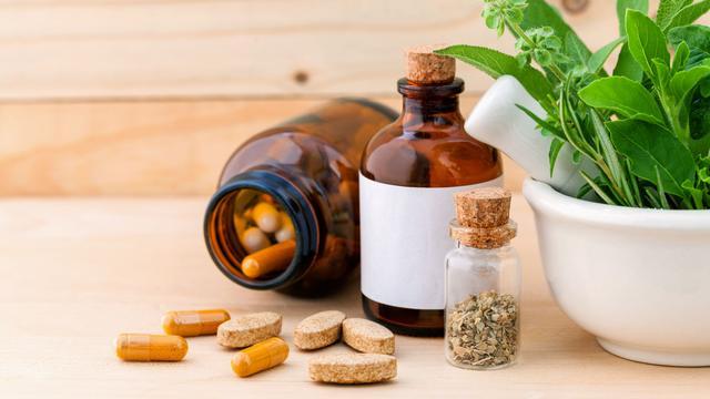 'Natuurlijke supplementen kunnen helpen bij afvallen'