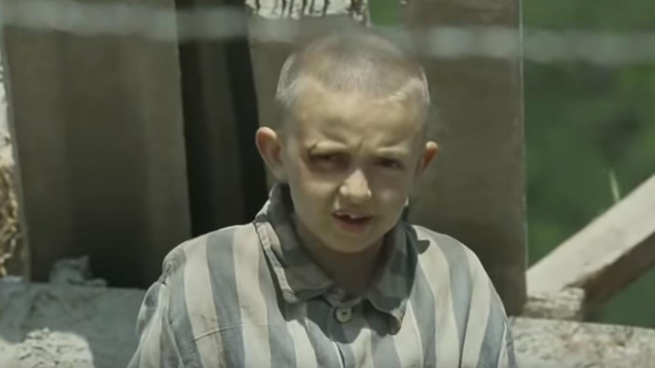 Bekijk de trailer van The Boy In The Striped Pajamas