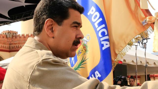 'Eerste hulpgoederen van Rode Kruis in Venezuela gearriveerd'