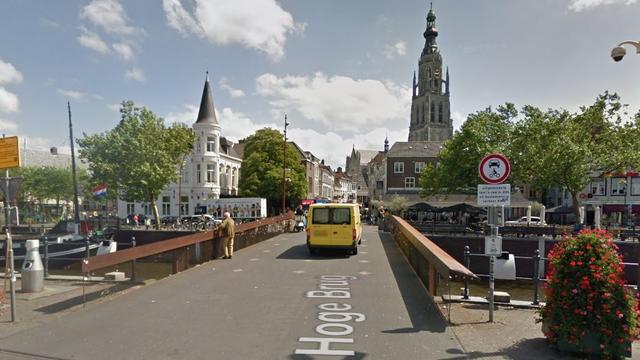 Man (32) aangehouden na mishandeling op Hoge Brug in Breda