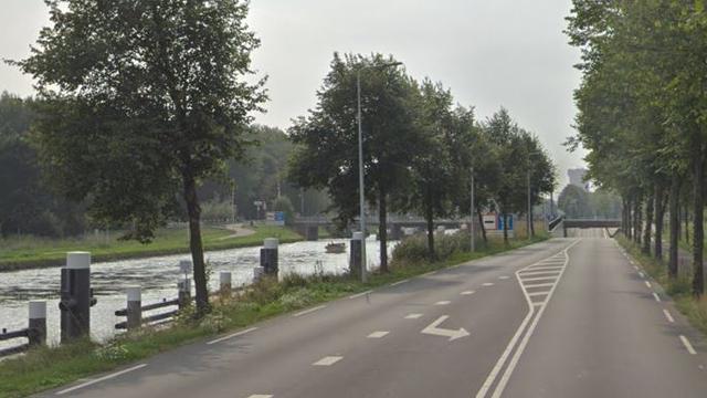 Persoon overleden na eenzijdig ongeval op Kanaalweg