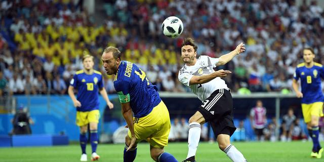 Reacties na miraculeuze zege tiental Duitsland op Zweden