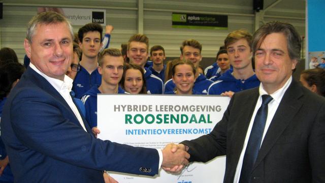 Gemeente Roosendaal werkt met CIOS Goes aan hybride leeromgeving