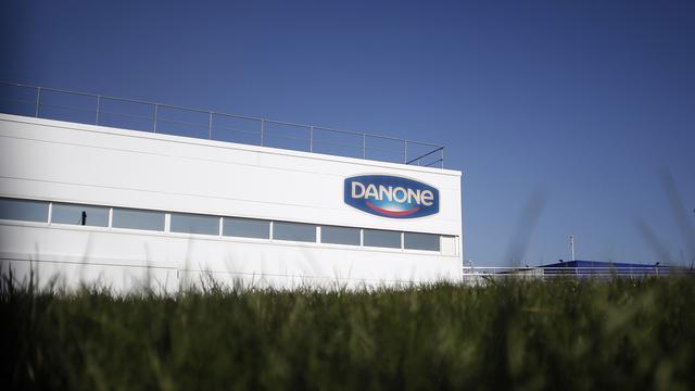 Tragere omzetgroei voor Danone in derde kwartaal