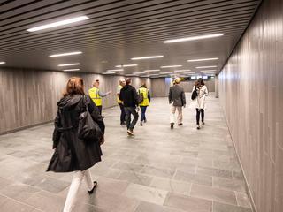 Tunnel wordt met enkele maanden vertraging geopend