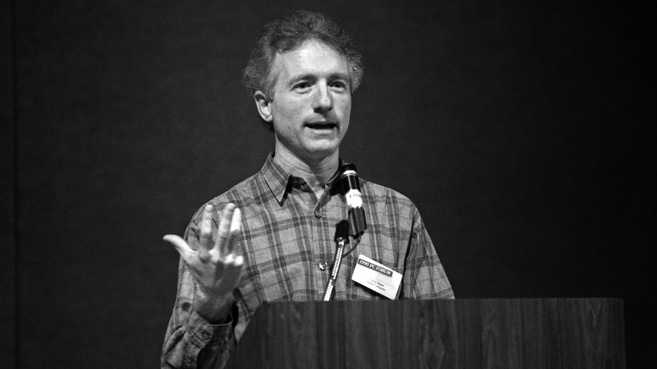 Larry Tesler worked for a number of major tech firms - Newslibre