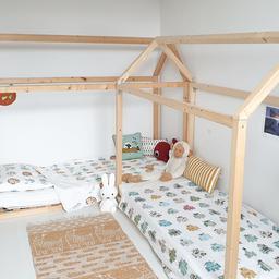De klusser: 'Mijn kinderen kunnen mooie hutten bouwen in dit bedhuis'