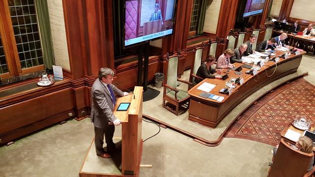 Negen partijen doen mee aan gemeenteraadsverkiezingen Leiden