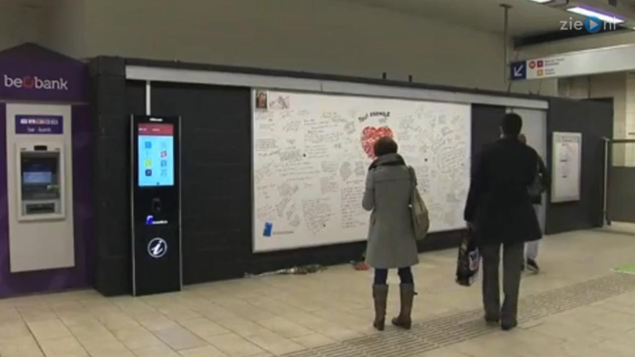 Metrostation Maalbeek weer open voor reizigers