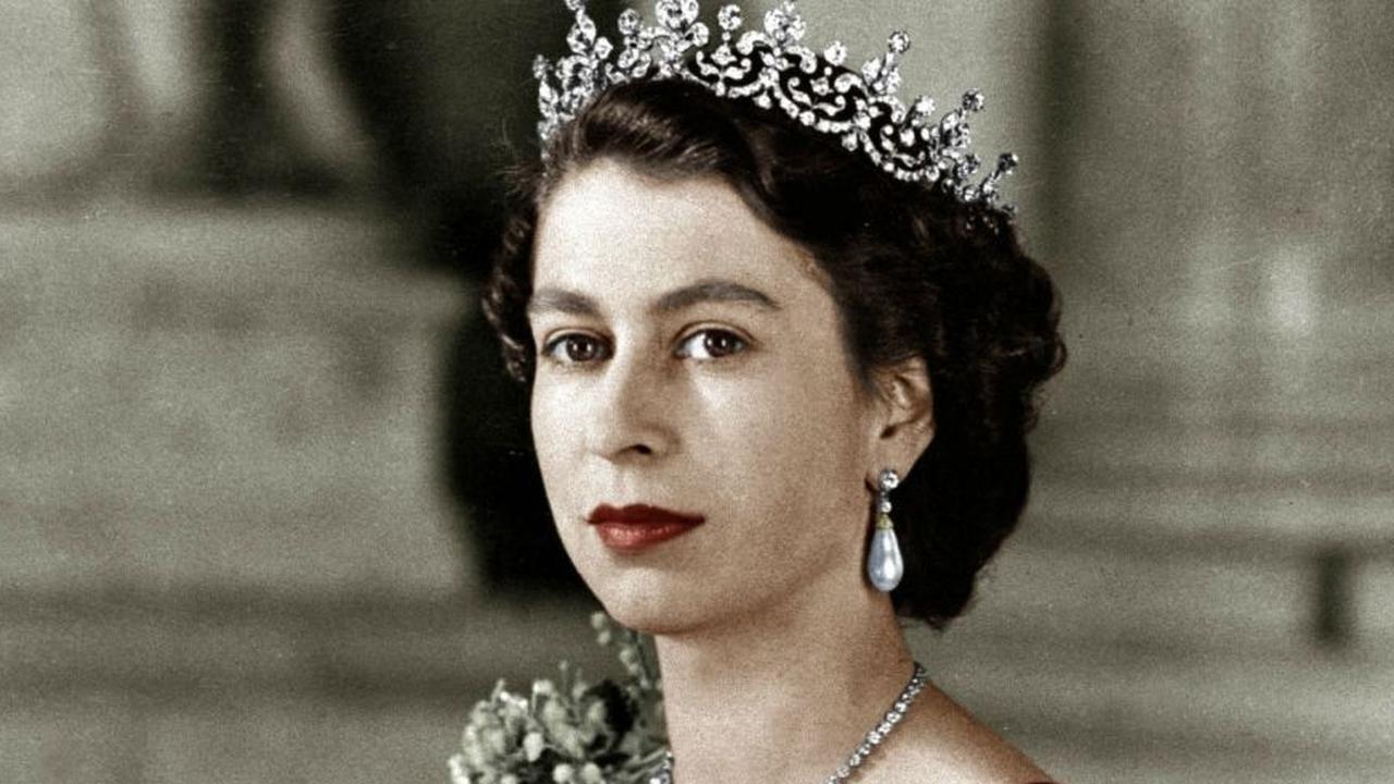 Het leven van Queen Elizabeth