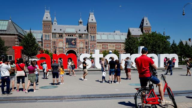 Gemeente Appingedam wil letters 'I Amsterdam' overnemen