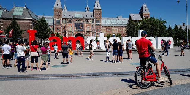 Madurodam wil 'I Amsterdam'-letters overnemen