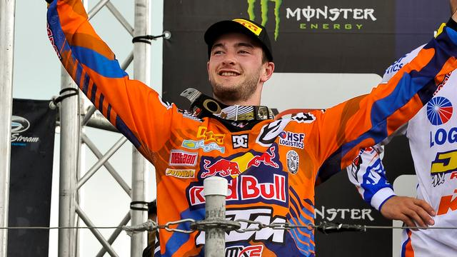 Herlings sluit carrière in MX2 af met dubbele zege in GP van USA