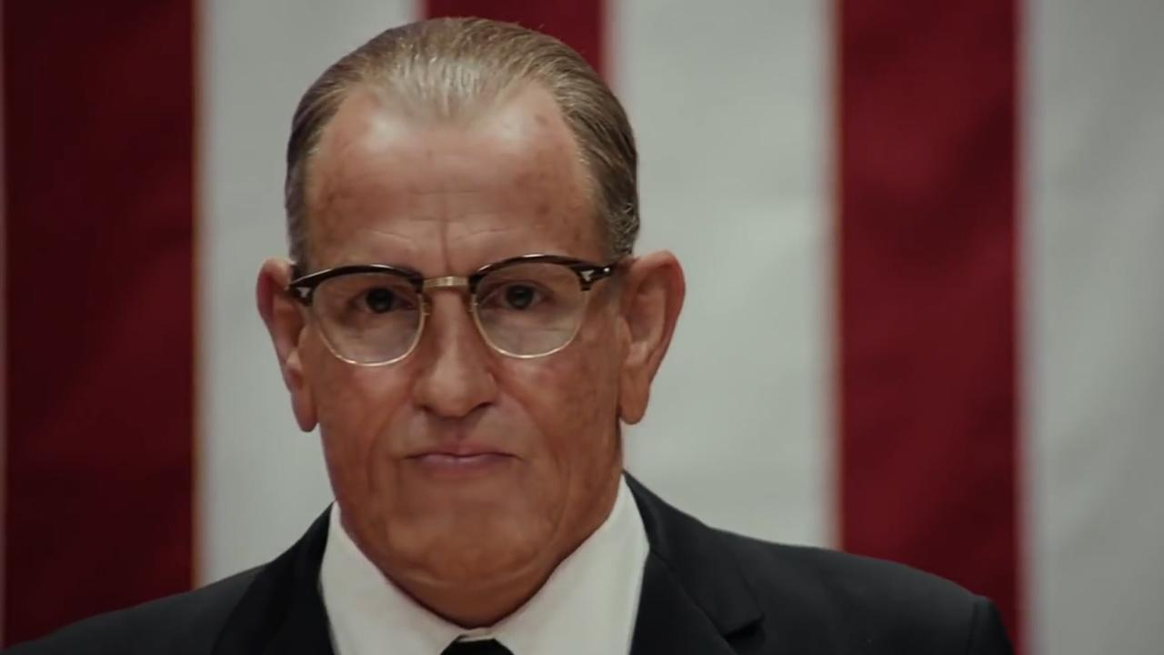 Woody Harrelson kruipt in de huid van Lyndon B. Johnson in LBJ