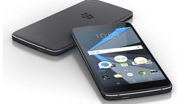 BlackBerry kondigt nieuw Android-toestel DTEK50 aan