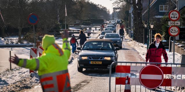 Mensen beboet in te druk natuurgebied Botshol