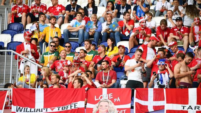 Bondscoach Kasper Hjulmand hoopt ook op Wembley veel Deense fans te zien.
