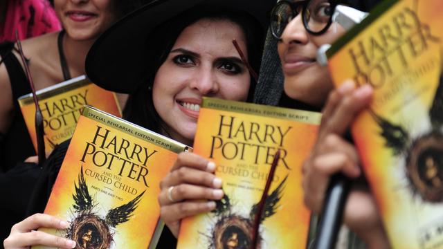 Harry Potter wint recordaantal Britse Olivier Awards