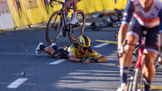 Jumbo-Visma houdt Groenewegen in afwachting UCI-onderzoek aan de kant