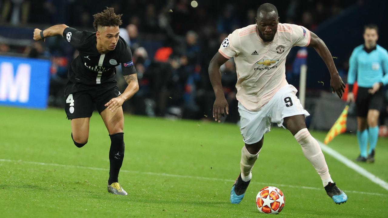 Samenvatting PSG-Manchester United (1-3)