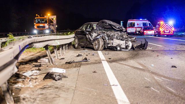 Chauffeur die Nederlands gezin doodreed in Duitsland krijgt 4 jaar cel
