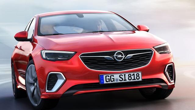 Opel presenteert nieuwe Insignia GSi