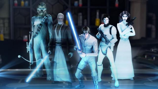Mobiele rpg Star Wars: Galaxy of Heroes onthuld