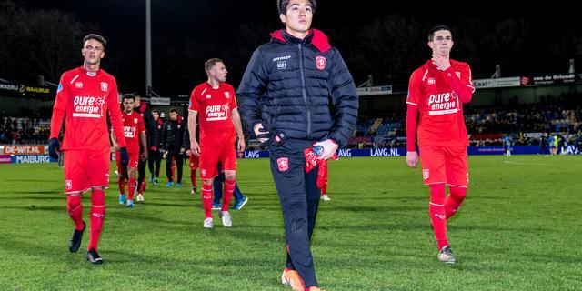 Aanvoerder Brama na nieuwe zeperd Twente: 'We hebben geen vertrouwen'