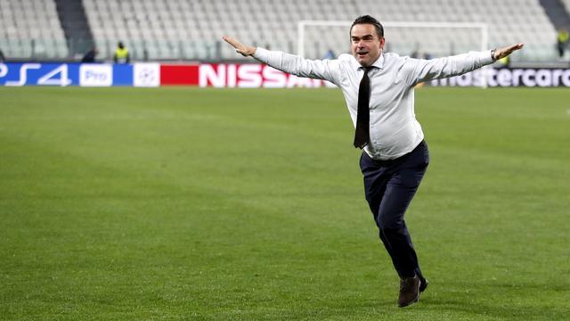 Overmars noemt halvefinaleplek Ajax in CL 'te mooi om waar te zijn'