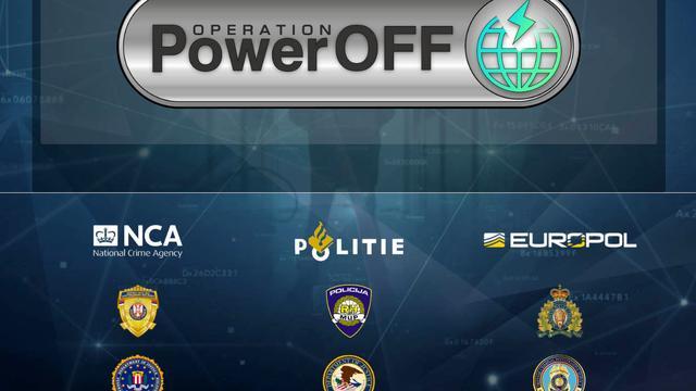 Politie rolt 'grootste aanbieder voor DDoS-aanvallen ter wereld' op