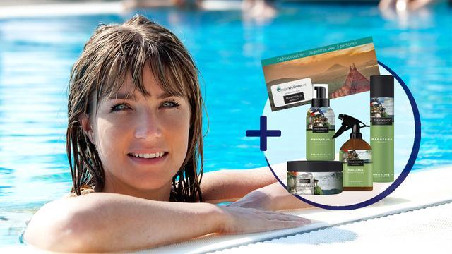 Koop een TREATMENTS® box voor 34,95 euro met gratis sauna entree
