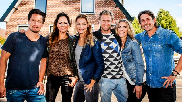 Presentatieteam Eigen Huis Tuin Op Scherp Door Komst Boer Tom
