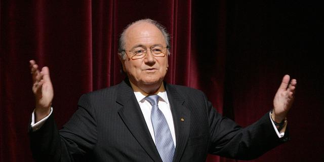 Wat Blatter wél goed heeft gedaan bij de FIFA