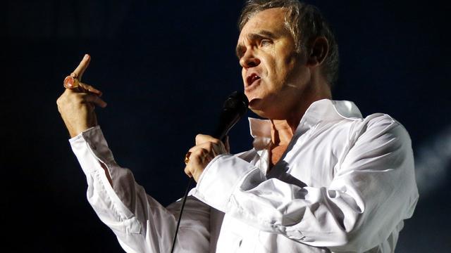 Morrissey lijkt groot festival in Manchester te organiseren