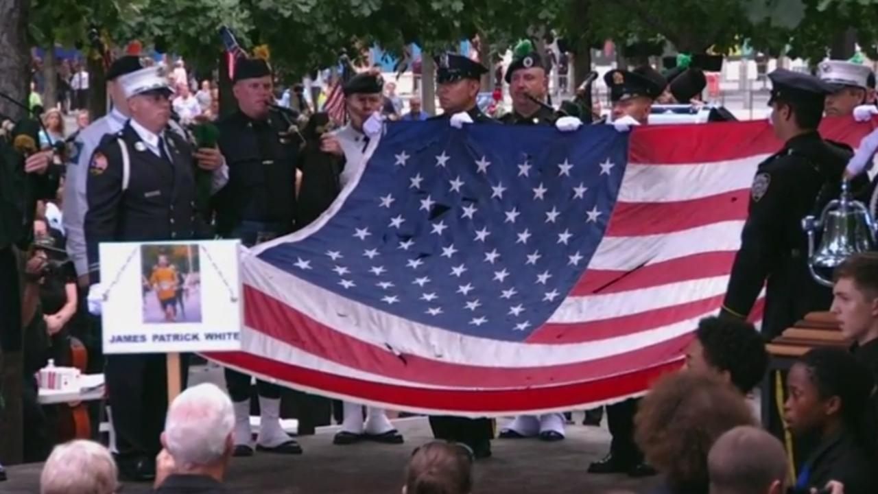 Aanslagen van 11 september herdacht bij Ground Zero