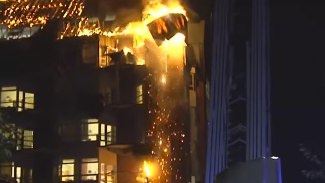 Grote brand in Duits ziekenhuis eist twee levens