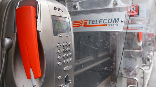 Vivendi mag van Europese Commissie Telecom Italia overnemen