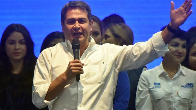 Hondurese president roept zichzelf uit tot winnaar verkiezingen