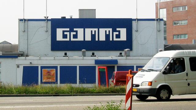 Moederbedrijf Karwei en Gamma boekt omzetgroei