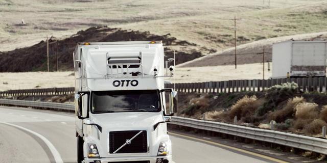 Voormalig Google-medewerkers ontwerpen zelfrijdende vrachtwagen